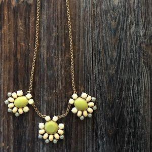 J. Crew Jewelry - J. Crew necklace - flower burst